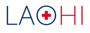 Lao Health Initiative LAOHI Laos Medical Equipment Non Profit Charity Logo Retina